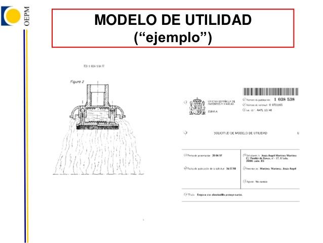 CAMBIOS EN LA LEY DE PATENTES 24/2015: MODELO DE UTILIDAD