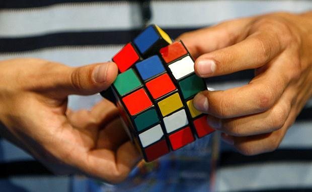 El TJUE anula como marca el cubo de Rubik